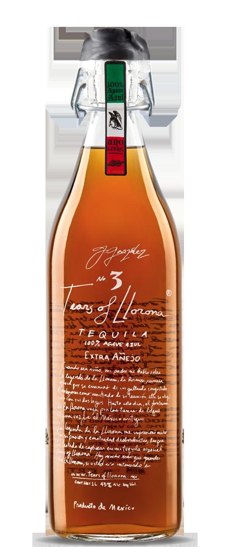 Tears of Llorona Bottle